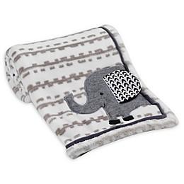 Lambs & Ivy® Urban Jungle Minky Blanket