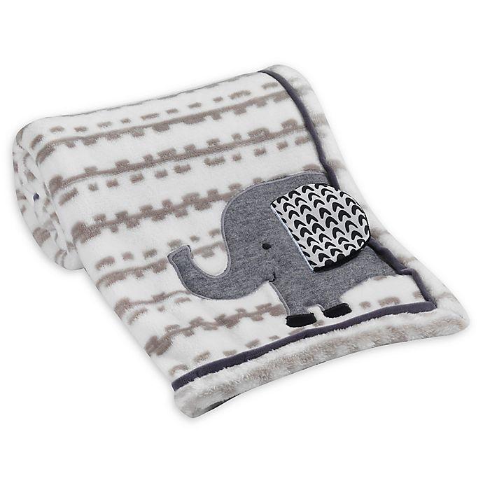 Alternate image 1 for Lambs & Ivy® Urban Jungle Minky Blanket