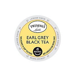 Twinings® of London® of London® Earl Grey Tea Keurig® K-Cup® Pods 18-Count