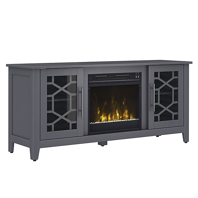 Classicflame 174 Clarion Electric Fireplace And Tv Stand In
