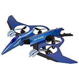 Sky Rider Drone-osaur Quadcopter Drone in Blue
