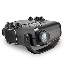 ILIVE IJP557B Bluetooth® Karaoke Projector