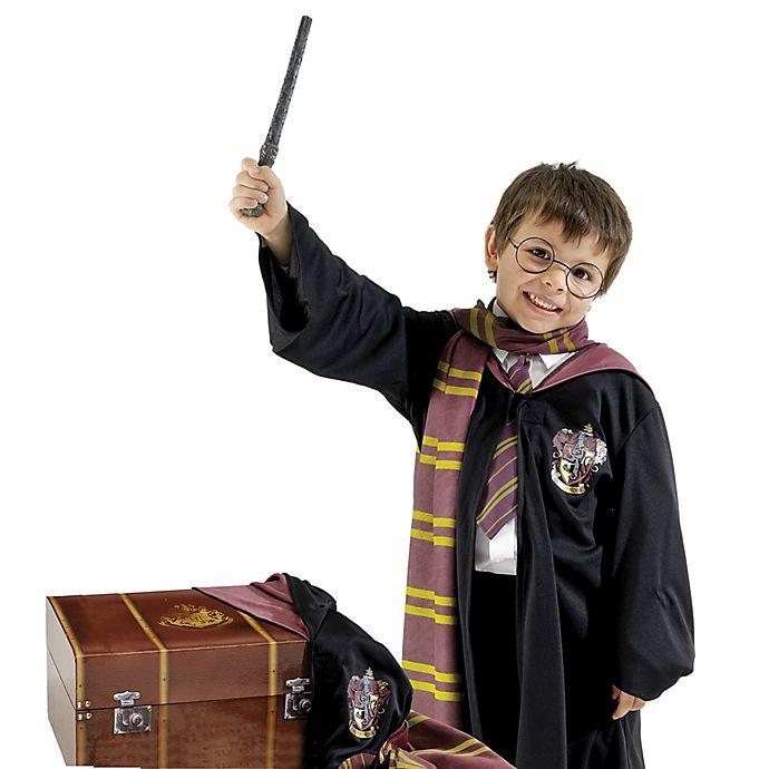Alternate image 1 for Harry Potter Toddler's Dress Up Halloween Trunk 6-Piece Set