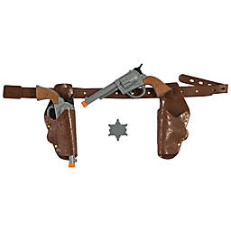 Smiffy's Western Gunman Child's Belt & Holster Kit
