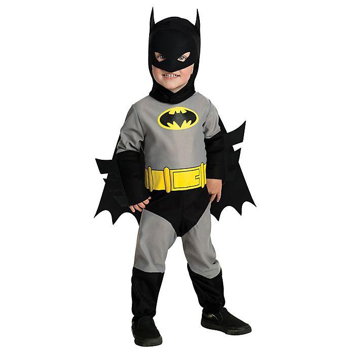 Alternate image 1 for Batman Toddler's Halloween Costume