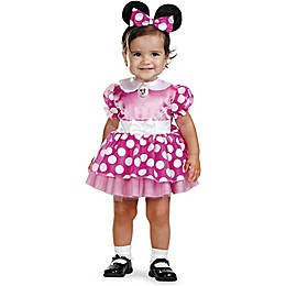 Mickey Mouse Clubhouse Minnie Mouse Size 12-18M Child's Halloween Costume