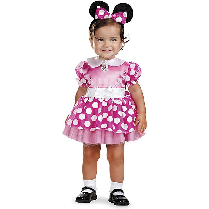 Alternate image 1 for Mickey Mouse Clubhouse Minnie Mouse Size 12-18M Child's Halloween Costume
