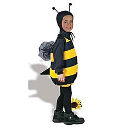 Honey Bee Child's Size Small Halloween Costume in Black/Yellow