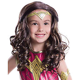 DC Comics™ Wonder Woman Children's Halloween Wig