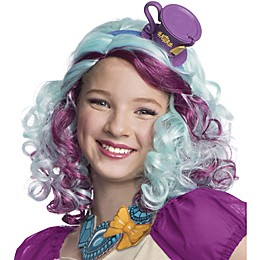 Rubies Costumes® Ever After High Madeline Hatter Wig with Headpiece
