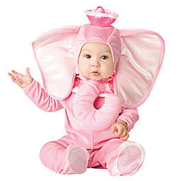 Pink Elephant Size 6M-12M Infant/Toddler's Halloween Costume