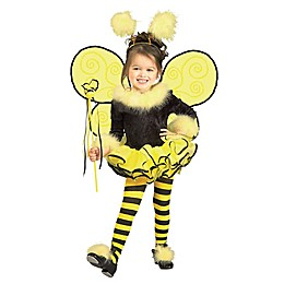 Bumble Bee Size 2-4T Toddler Halloween Costume