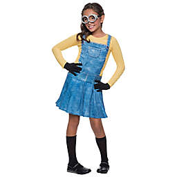 Minions® Small Child's Halloween Costume in Yellow