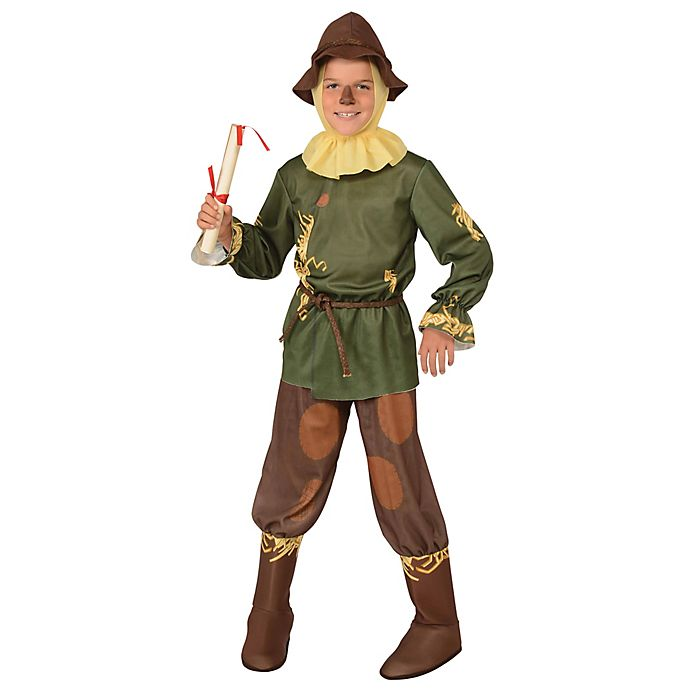 Alternate image 1 for The Wizard of Oz Child's Scarecrow Halloween Costume
