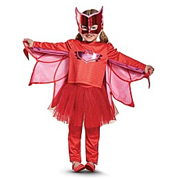 Pj Masks Owlette Toddler Prestige Multicolor Tutu Halloween Costume