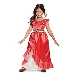 Elena of Avalor Child's Deluxe Multicolor Halloween Costume
