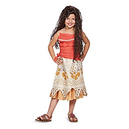 Disney® Princess Moana Child's Classic Multicolor Halloween Costume