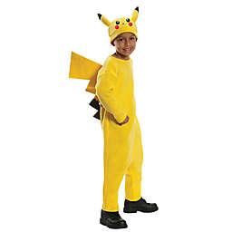 Pokemon Pikachu Child's Halloween Costume in Yellow