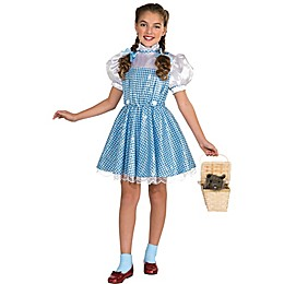 The Wizard of Oz Dorothy Child's Halloween Costume