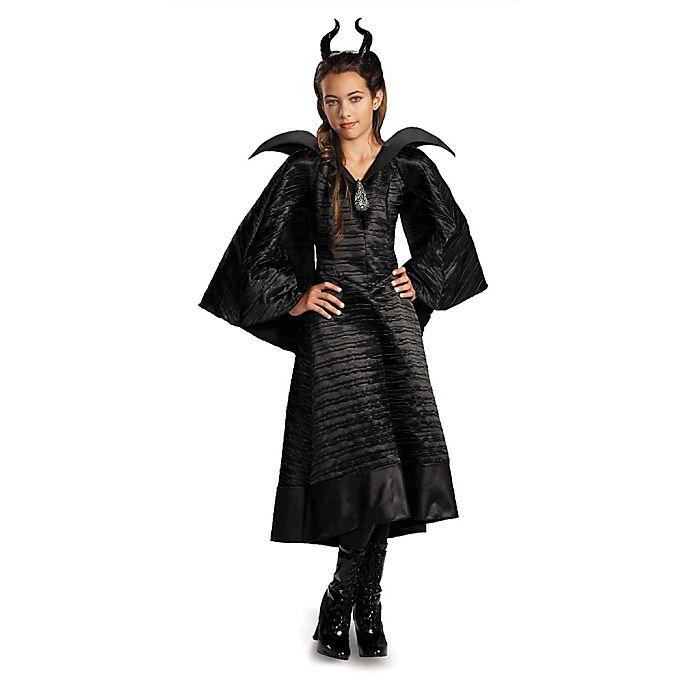 Maleficent Christening Deluxe Child S Halloween Costume