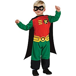 Teen Titan Robin Infant's Halloween Costume