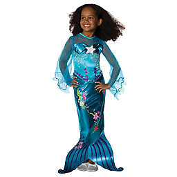 Magical Mermaid Small Child's Halloween Costume