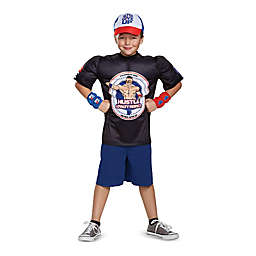 WWE John Cena Classic Muscle Child's Halloween Costume in Multi