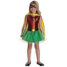 Robin Tutu Child's Halloween Costume