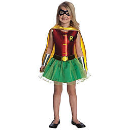 Robin Tutu Child's Halloween Costume