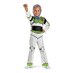 Disney® Toy Story Buzz Lightyear Child's Halloween Costume in White/Green