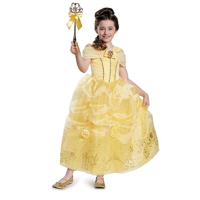 Alternate image 1 for Disney® Storybook Belle Prestige Child's Halloween Costume
