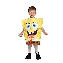 Sponge Bob Square Pants Child's Deluxe Multicolor Halloween Costume