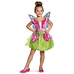 Disguise® Tinker Bell and The Pirate Fairy Kids Toddler Halloween Costume