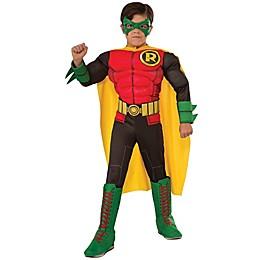 Robin Child's Halloween Costume
