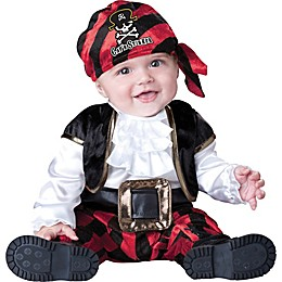 Cap'n Stinker Pirate Infant/Toddler Halloween Costume