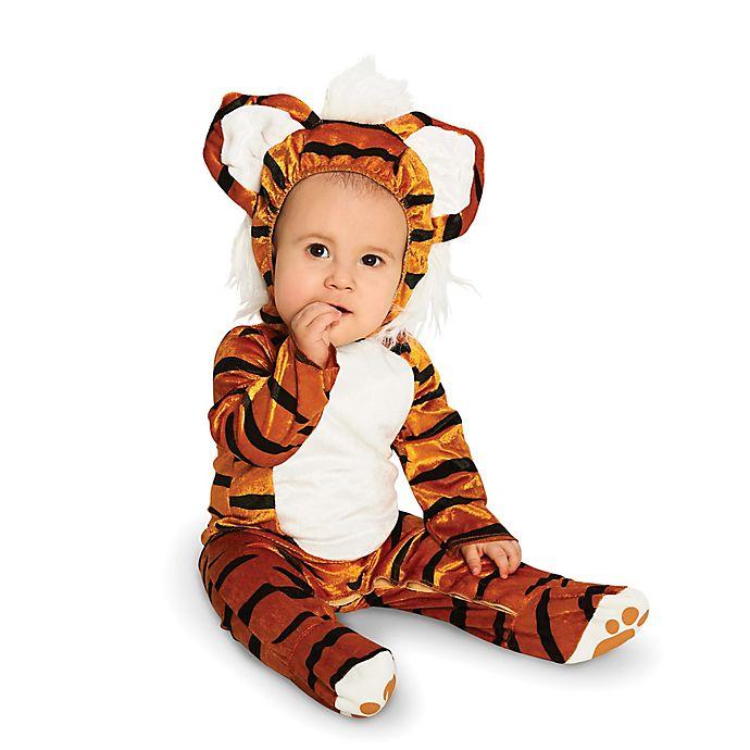 Alternate image 1 for Tiger Infant Halloween Costume