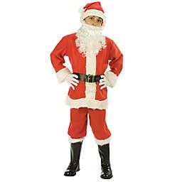 Santa Suit Child's Halloween Costume