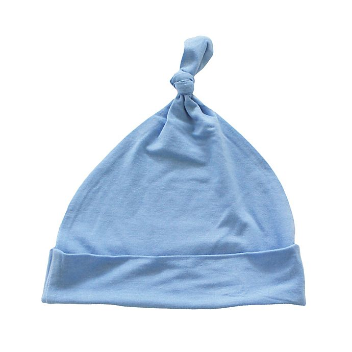 Alternate image 1 for Kyte BABY Knotted Cap in Sky