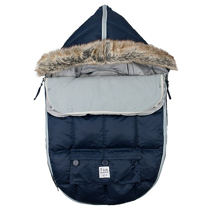 Alternate image 1 for 7 A.M.® Enfant Le Sac Igloo® in Midnight