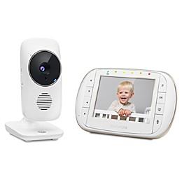 Motorola® MBP668 3.5-Inch Smart WiFi Video Baby Monitor