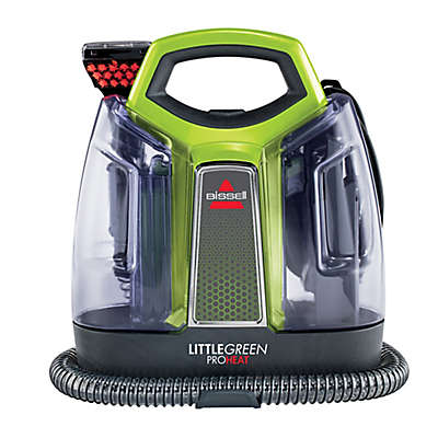 BISSELL® Little Green® ProHeat® Portable Cleaner in Lime Green