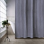 Escondido 72-Inch x 72-Inch Shower Curtain in Charcoal
