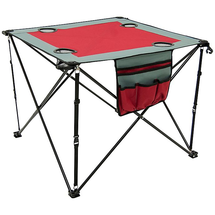 Alternate image 1 for Creative Outdoor™ Portable Folding Wine Table