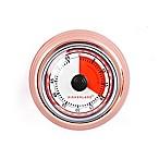 Kikkerland® Magnetic Kitchen Timer in Copper