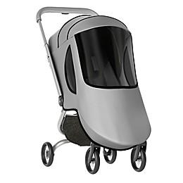 Mima® Zigi Stroller Rain Cover in Silver
