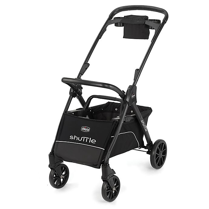 Alternate image 1 for Chicco® Shuttle Caddy Stroller in Black