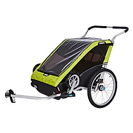 Thule® Chariot Cheetah XT 2 Trailer in Chartreuse