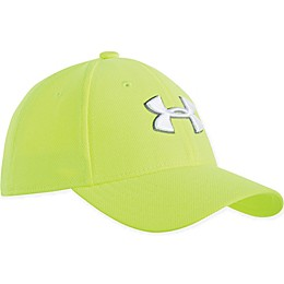Under Armour® Infant/Toddler Hi Vis Logo Cap in Yellow