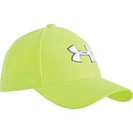 Under Armour® Infant/Toddler Hi Vis Logo Cap in Yellow