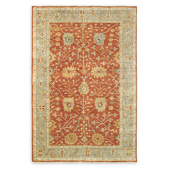 Alternate image 1 for Tommy Bahama® Palace 6' x 9' Area Rug in Red